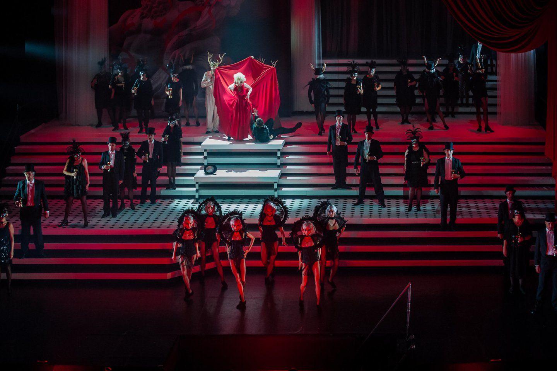 """""""Orfėjas pragare"""": scenoje debiutuoja Diana ir Merkurijus"""