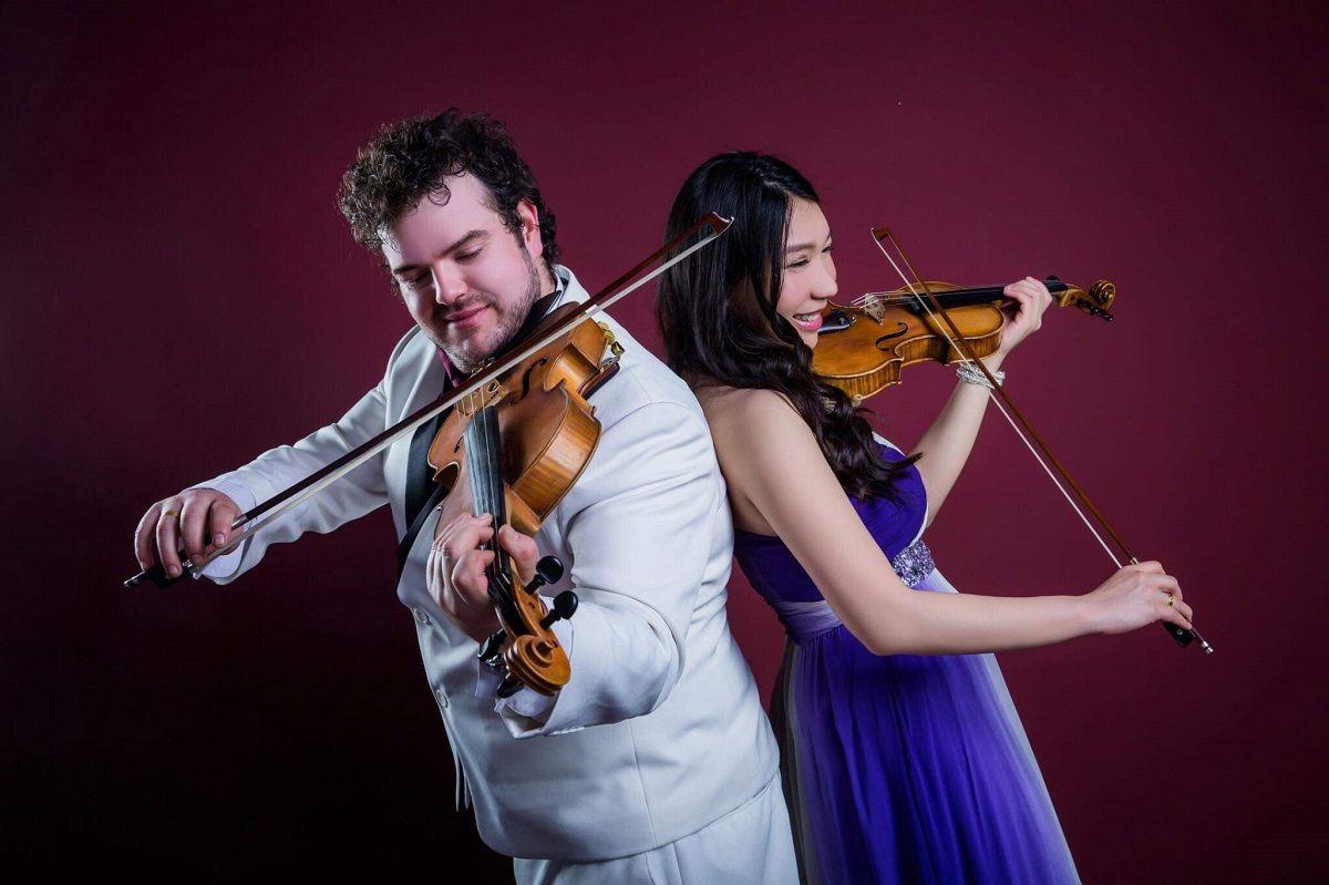 Ispanas ir taivanietė naujas galimybes atrado Klaipėdos valstybinio muzikinio teatro orkestre