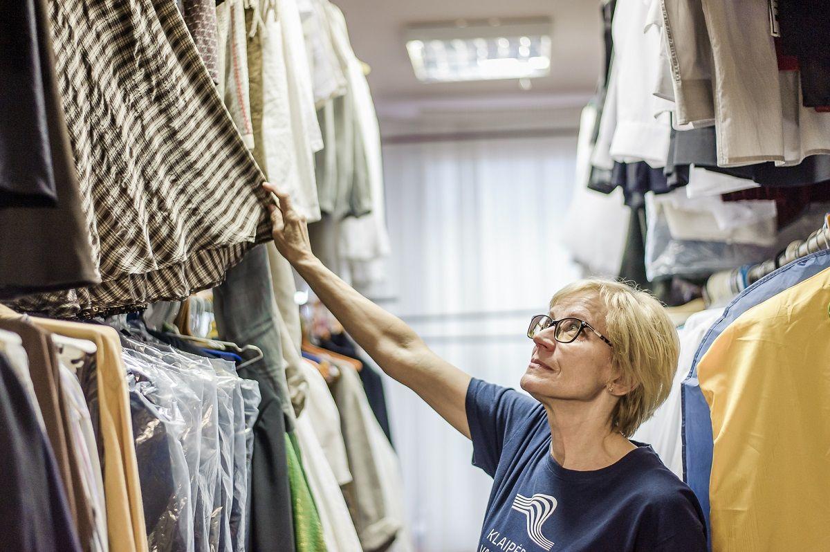 Vyriausioji kostiumininkė PaulinaArlauskienėjaudinasi prieš kiekvieną premjerą