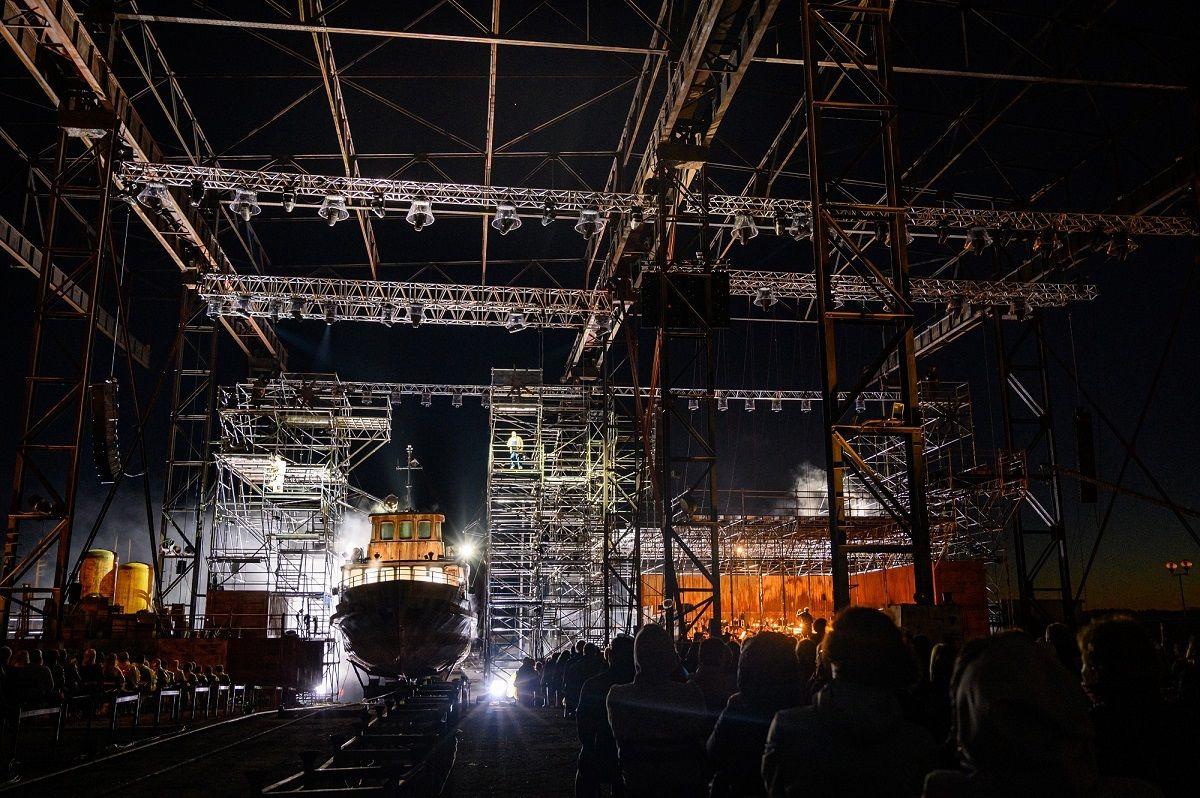 Tarptautinis Klaipėdos festivalis įsikurs laivų elinge, ant marių kranto