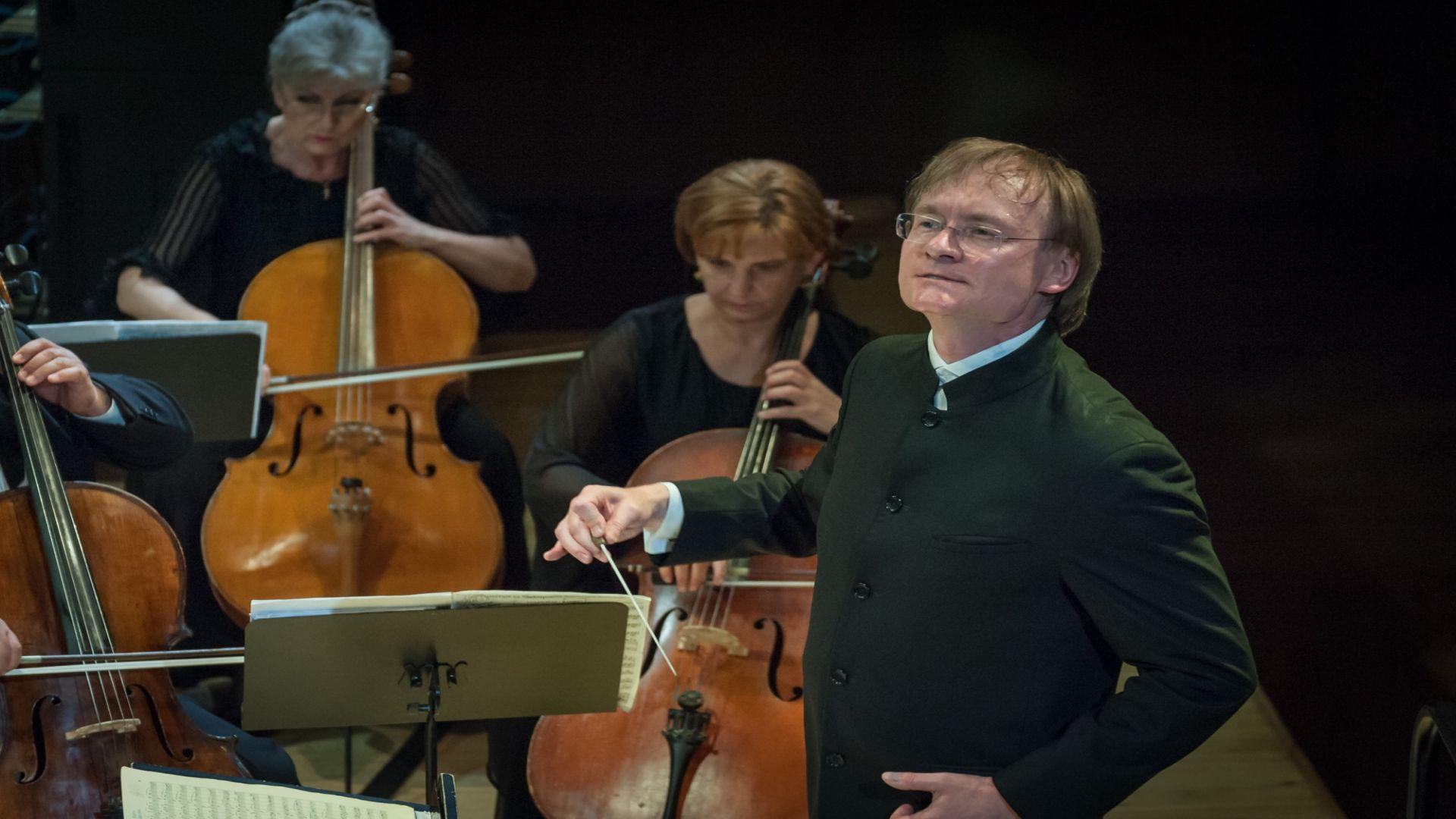 """Robertas Šervenikas: """"Koncerto tyla iškalbingesnė nei žodžiai"""""""