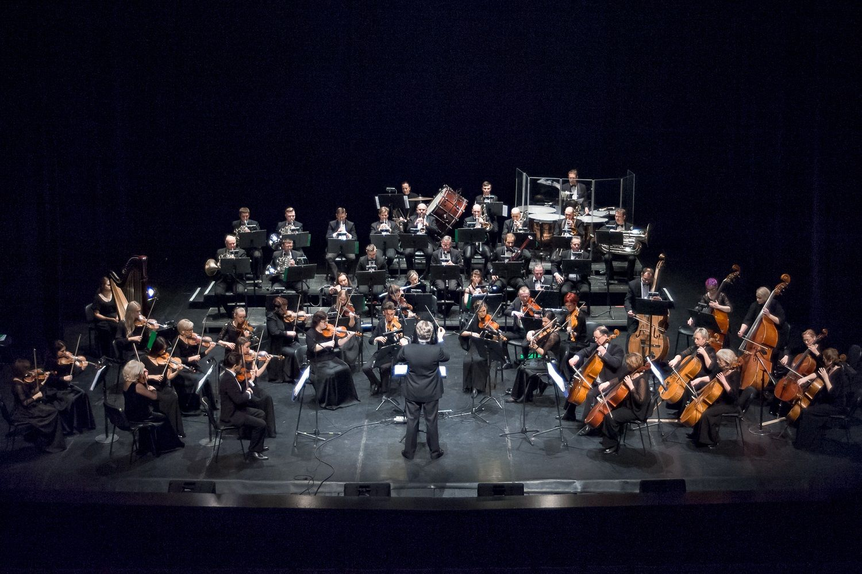 Muzikinio teatro orkestro koncertas - Klaipėdos fakulteto 50-mečiui